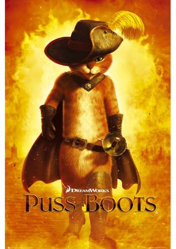Puss in Boots – Jilina.se | En blogg om psykisk hälsa, musik