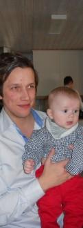 Morbror Stefan och Philip