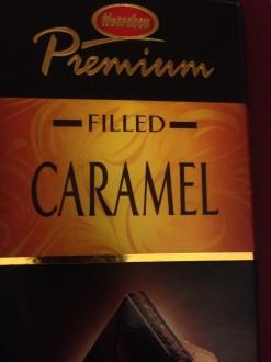 choklad caramel