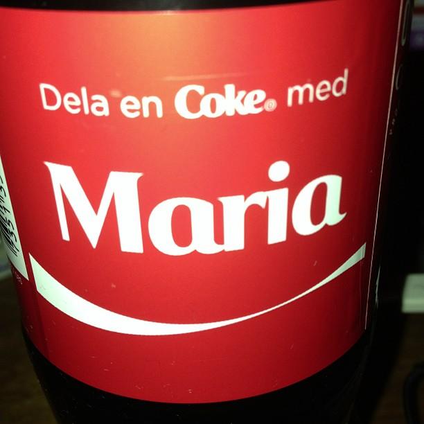 Maria cola