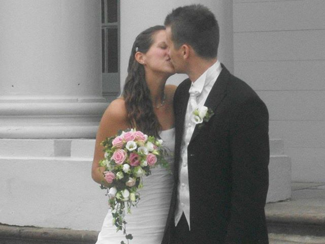 syster bröllop