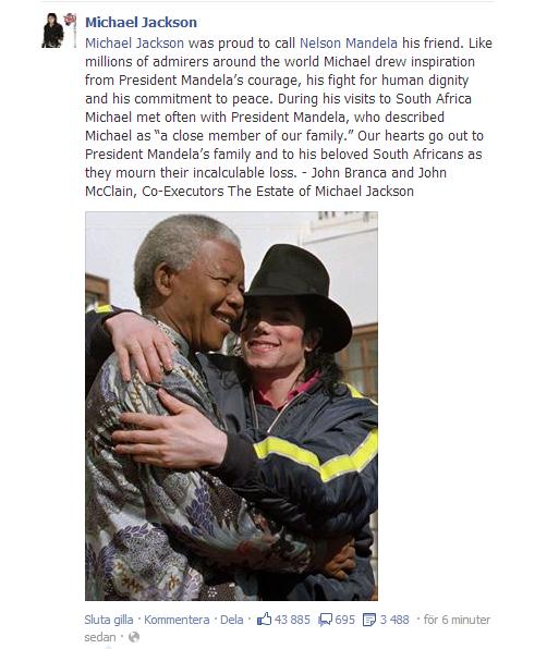MJ - Mandela
