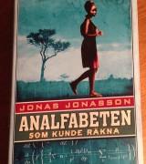 Analfabeten som kunde räkna Jonas Jonasson