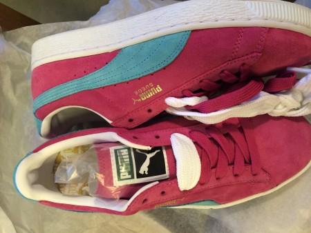 Puma rosa