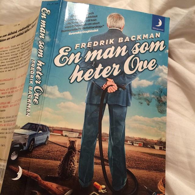 Läst bok: En man som heter Ove av Fredrik Backman