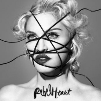 Madonna Rebel Heart album cover