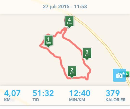 4 km!