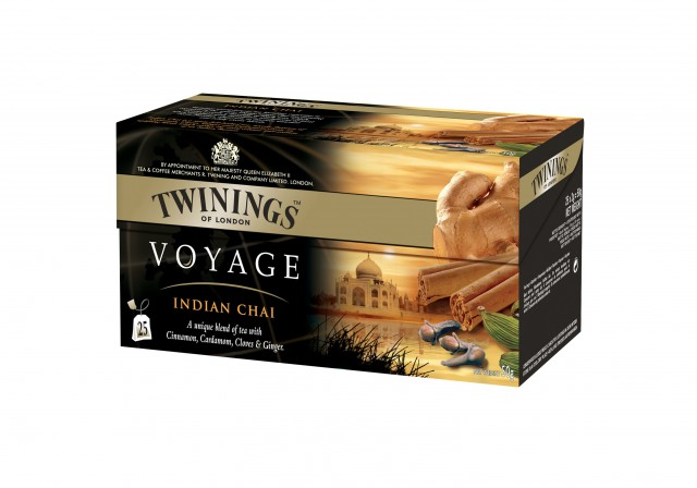 Twinings voyage indian chai