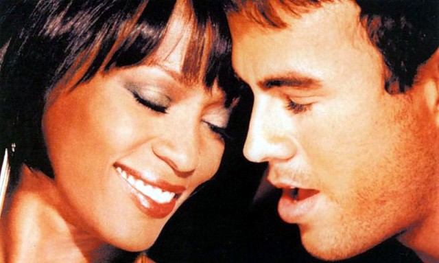 Whitney Houston Enrique Iglesias