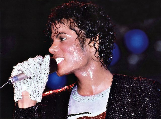 MJ cute