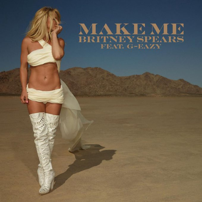 Britney Spears – Make Me ( ny singel )
