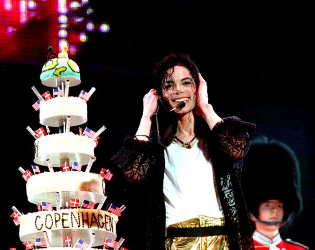 Happy Birthday, Michael