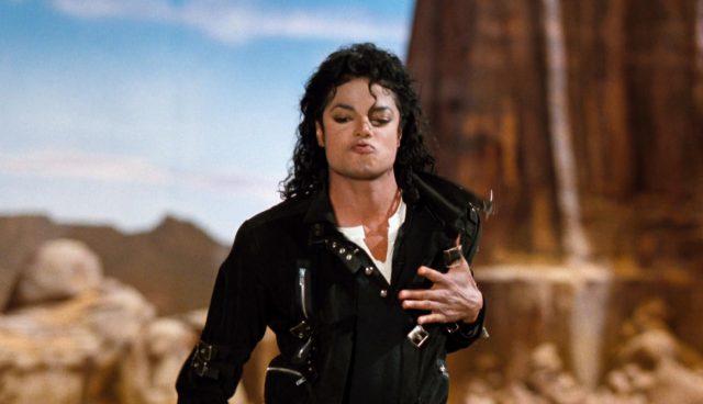 Michael Jackson speed demon
