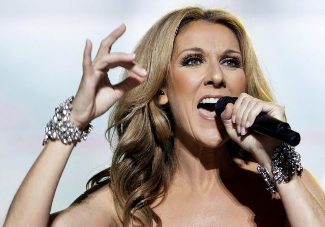 Dagens låt: Celine Dion – The Power of Love (live)