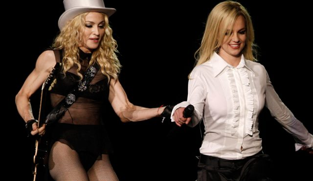 Dagens låt: Britney Spears – Me Against The Music ft. Madonna