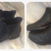 Äntligen nya skor