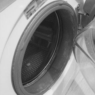 Ny tvättmaskin på G