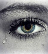 Gråter och gråter och gråter