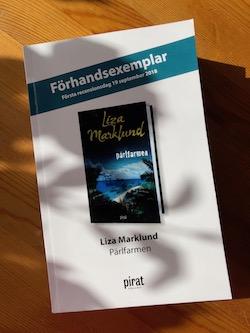 Läst bok: Liza Marklund – Pärlfarmen