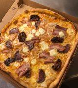 Pizza till middag