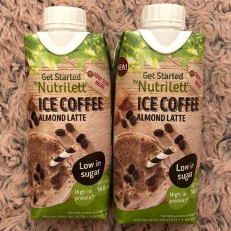 Nutrilett ice coffee