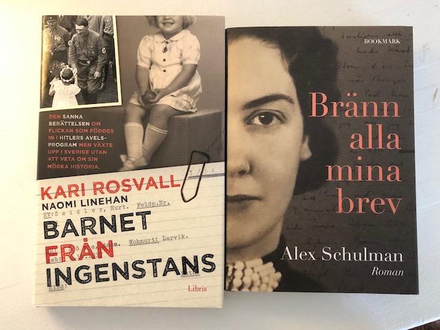 Mer böcker